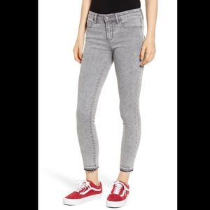 articles of society carly release hem ankle jeans
